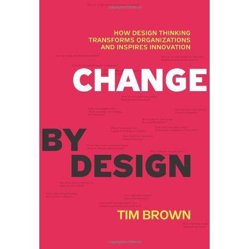 "Tim Brown ""Change by design"""